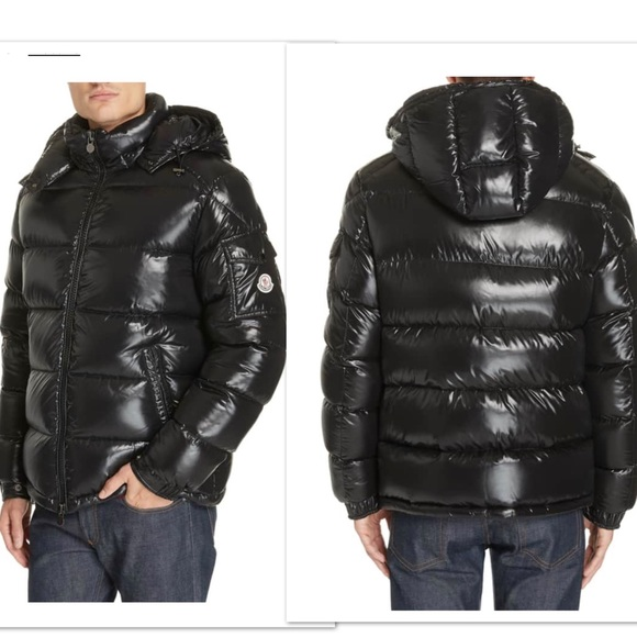Mens Moncler MAYA Jacket Review AND Tips on How to Spot